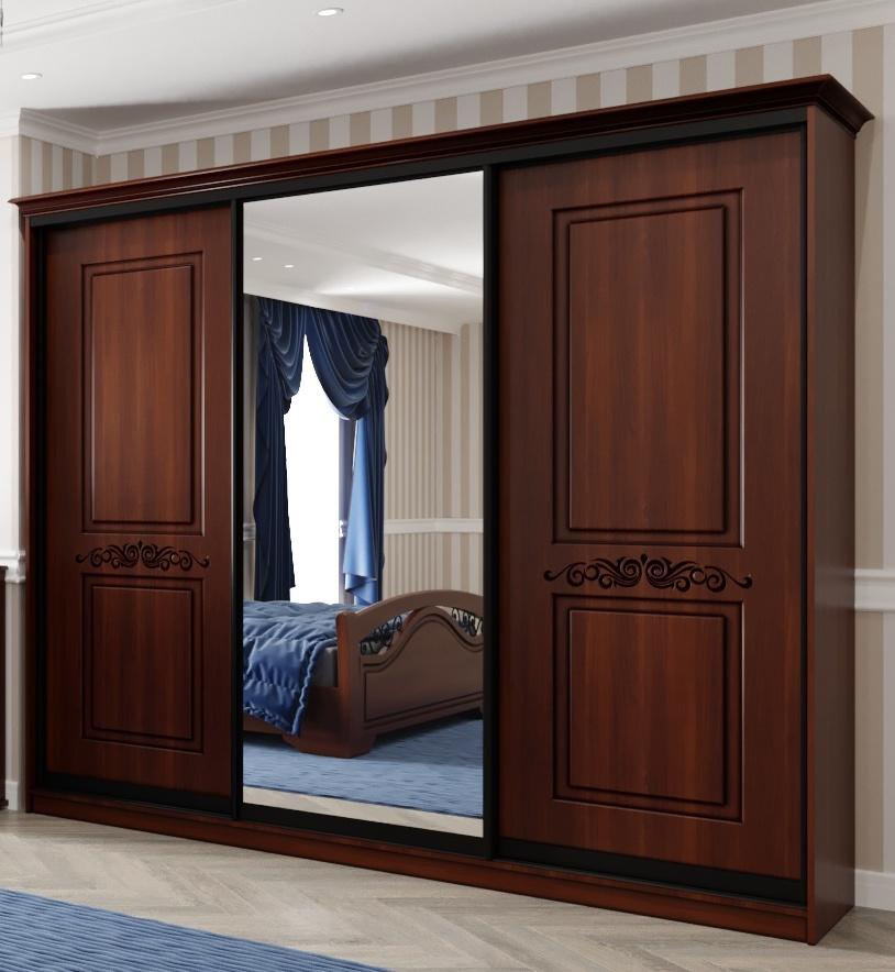Красивый гардеробный шкаф купить