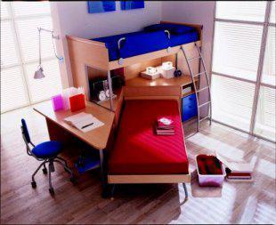 Дитячі меблі для двох дівчаток Житомир купити