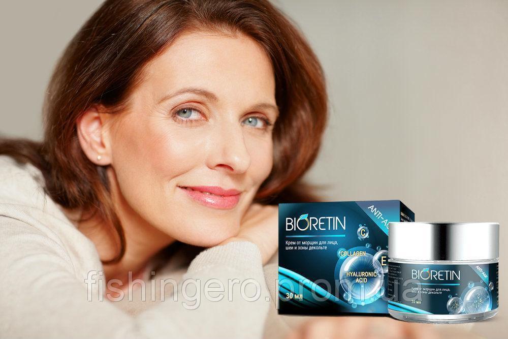 Биоретин крем поможет сохранить молодость!
