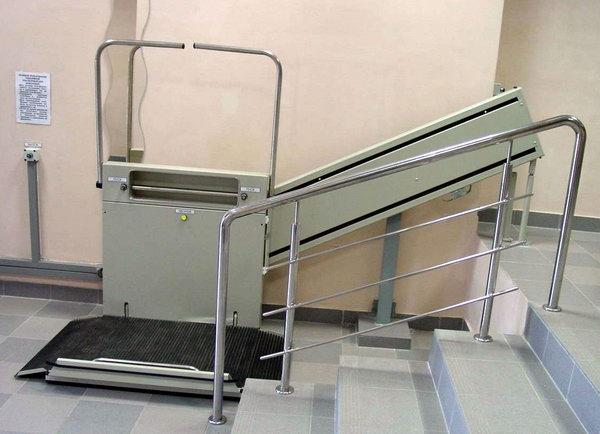 Подъемные устройства для инвалидов приобрести по доступной цене