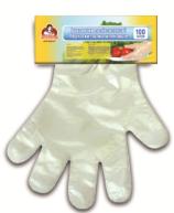 Перчатки одноразовые полиэтиленовые купить