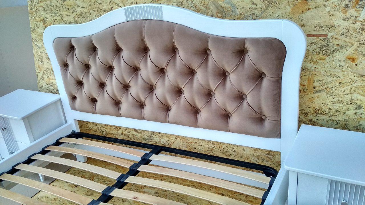 Деревянная спальня София