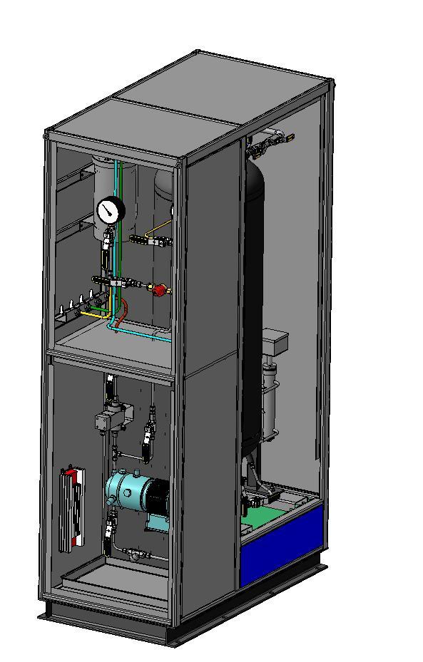 Блок одоризации газа от производителя
