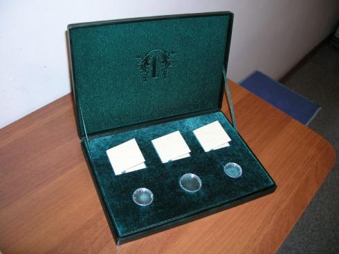 Изготовление футляров для медалей по лучшей цене