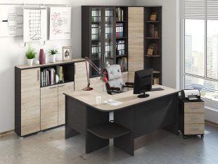 Офісні меблі кабінет керівника купити