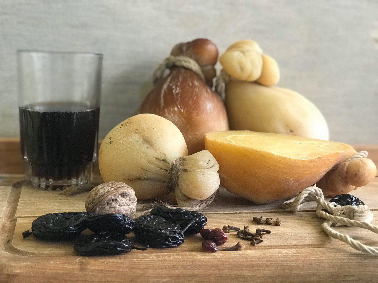 Предлагаем элитный сыр Качаковалло из коровьего молока!