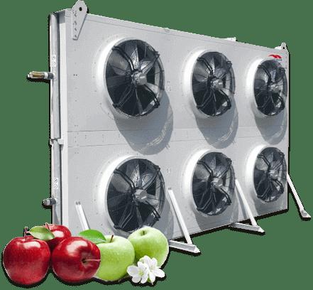 Оборудование для фруктохранилища предлагает наша компания!