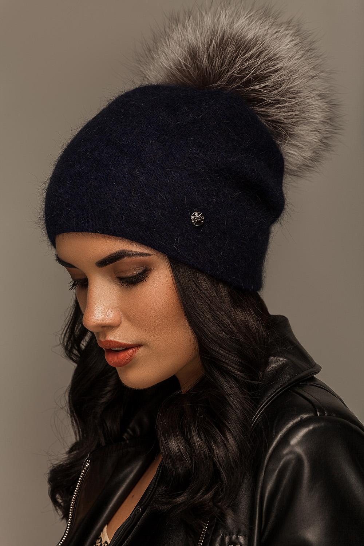 Реализуем красивую женскую шапку