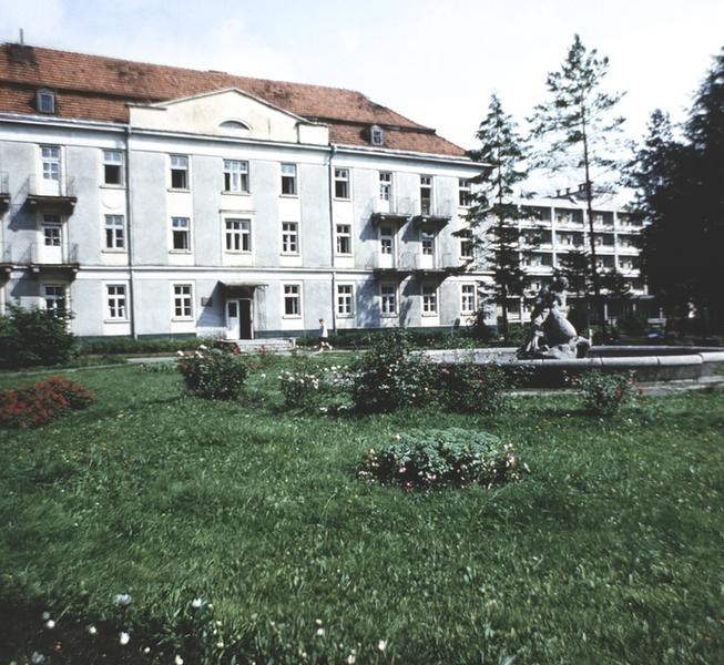 Кращі санаторії України: Любінь Великий
