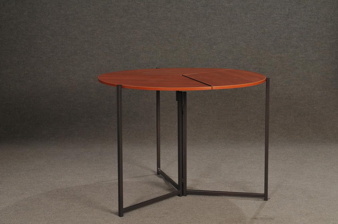Купить раскладной круглый стол трансформер