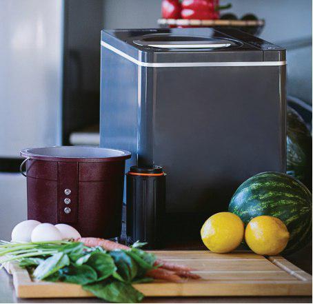 FoodCycler – идеальное решение для переработки бытовых пищевых отходов