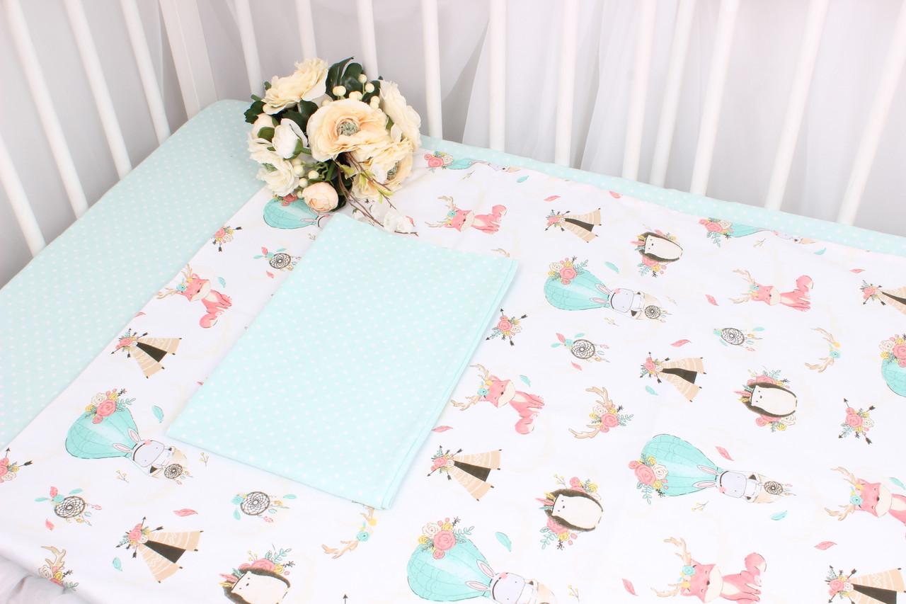 Дитячі комплекти в ліжечко для новонароджених Мірамель – ціни оптимальні!