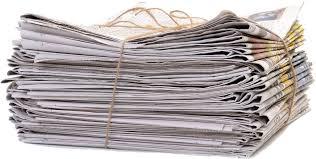 Здати папір на переробку можна в нас!