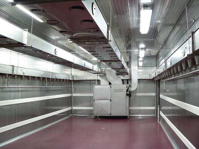 Купить холодильную камеру для магазина Украина