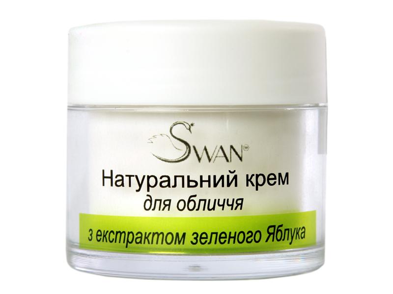 Органический крем для лица Swan купить с доставкой!