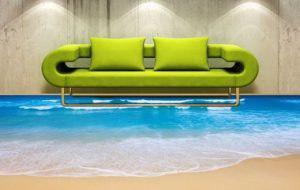 3д наливні підлоги - чудове рішення для Вашого дому!