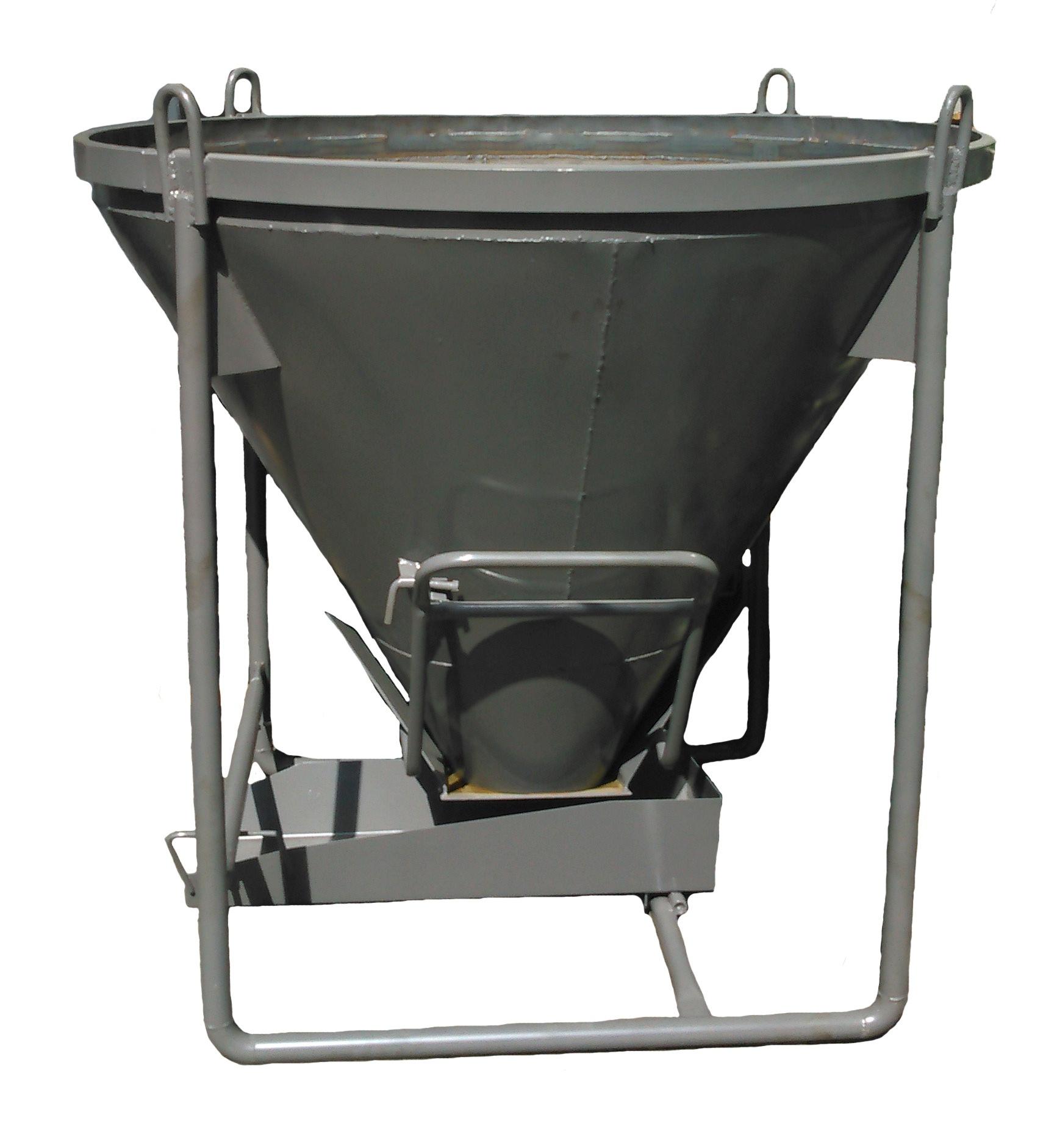 Пропонуємо придбати бункер бетонної маси