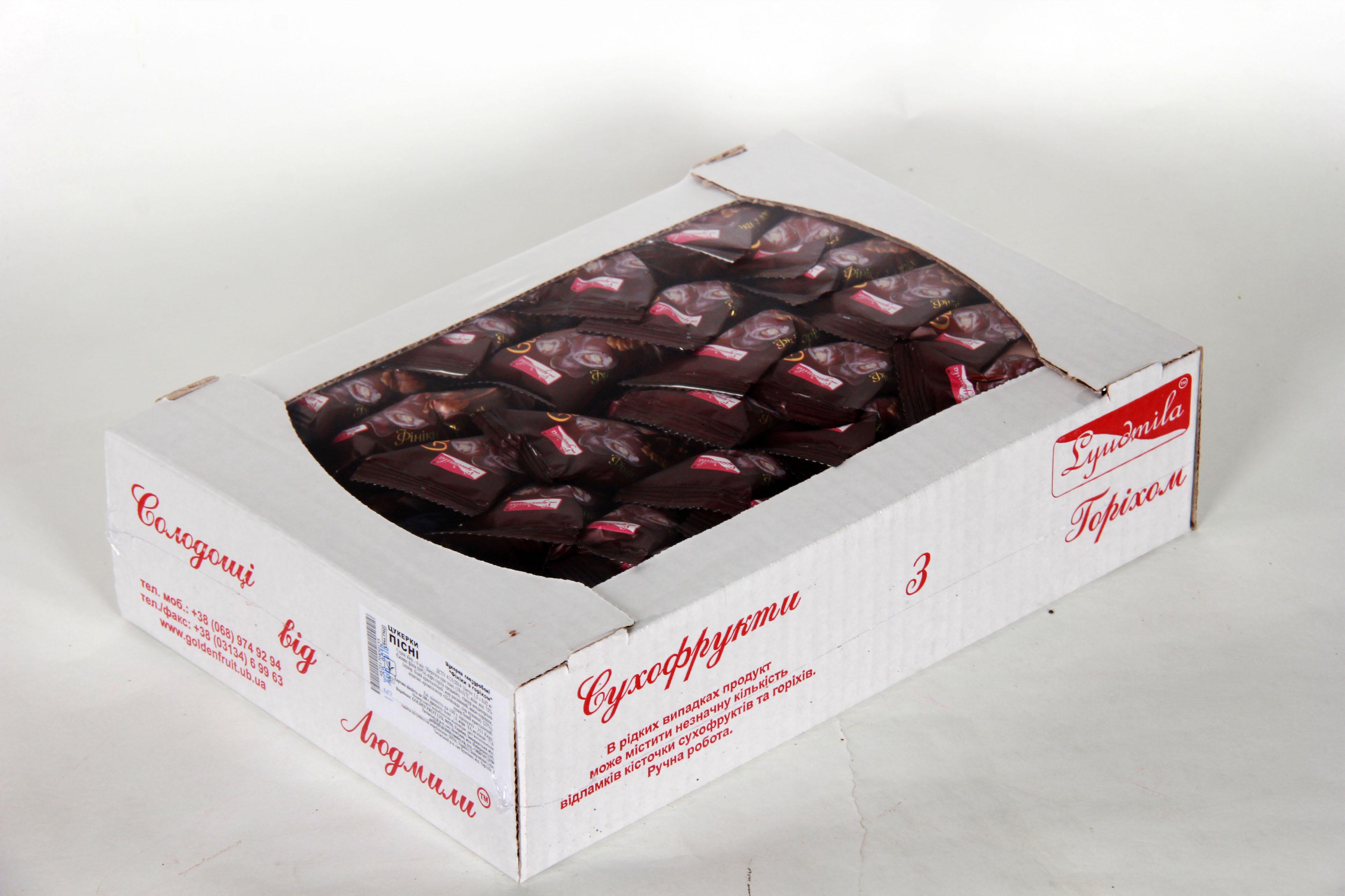 Фініки в шоколаді — цукерки для справжніх гурманів!