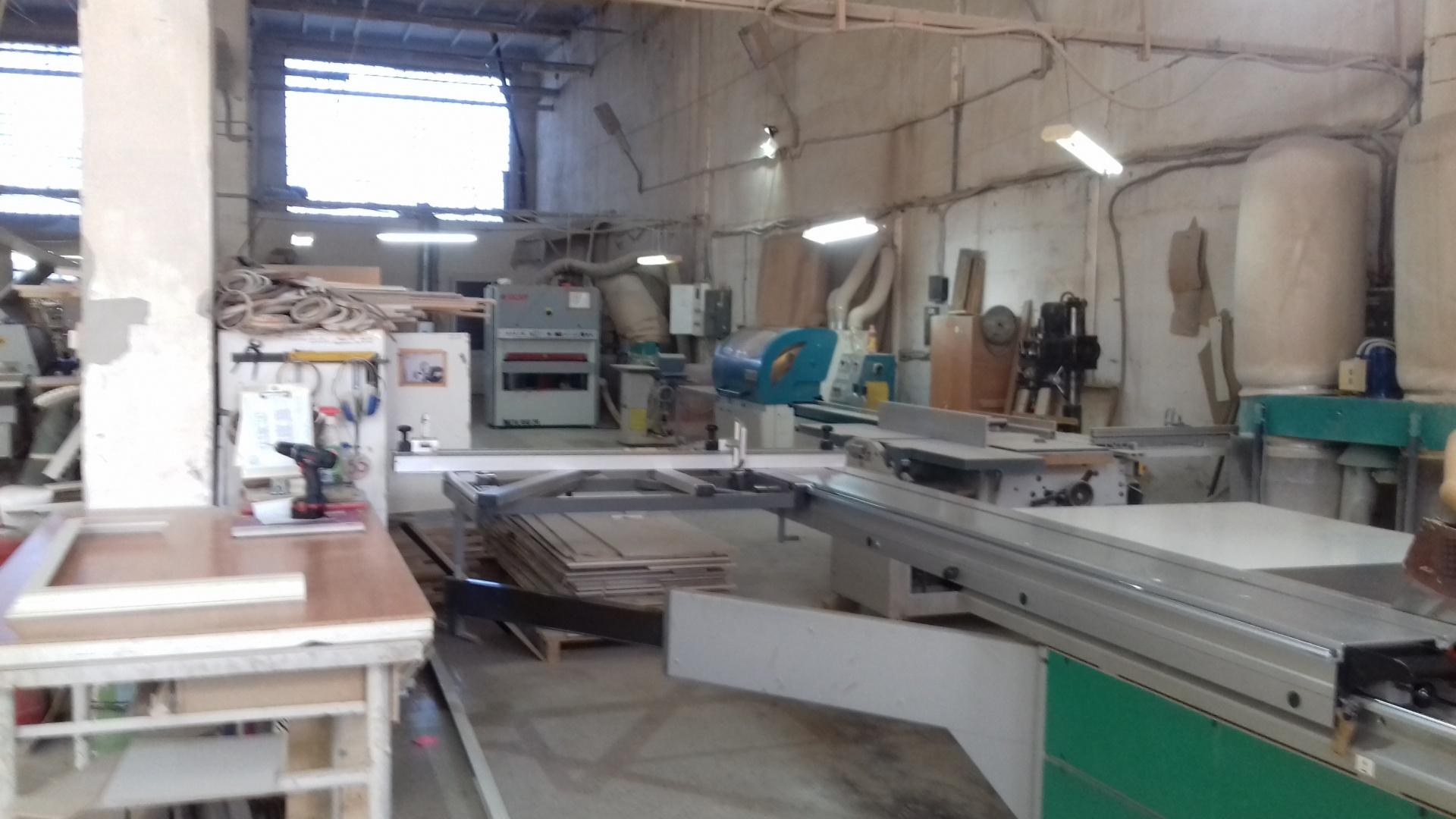 Надійне обладнання для столярного цеху — у ПП Кіптик!