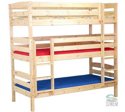 В продаже отличное трехъярусное детская кровать