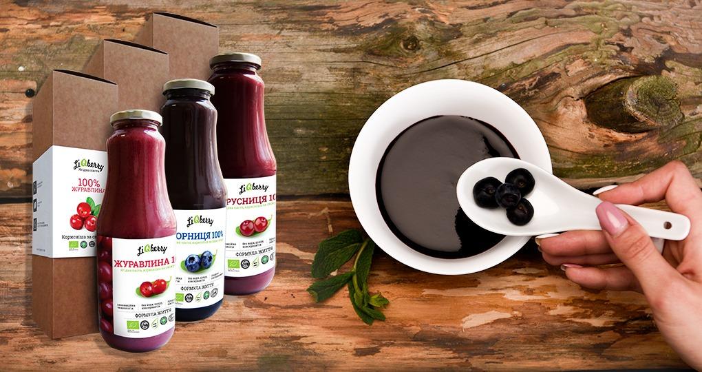 Пасты из ягод от Ликбери — вкусное и полезное укрепление здоровья