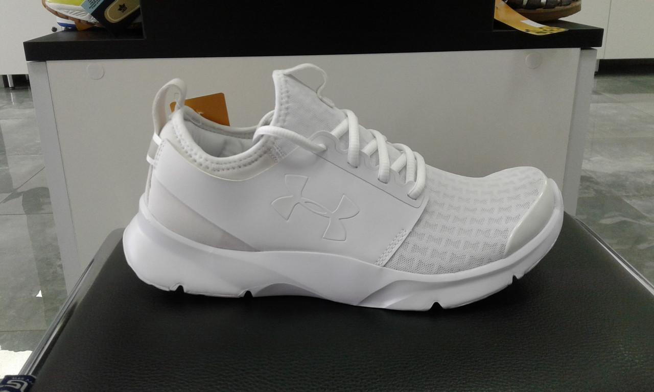 Купить мужские кроссовки Under Armour со скидкой