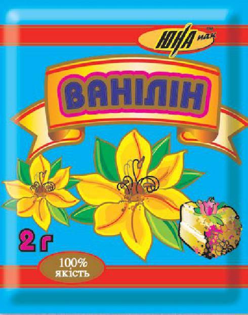 ТМ Юна Пак предлагает ванилин купить по выгодной цене.