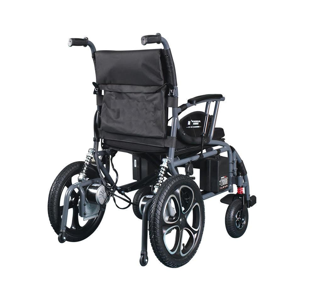 Електроколяска для інвалідів в компанії