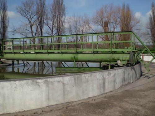 Илоскреб — механизм, разработанный специально для систем очистки сточных вод