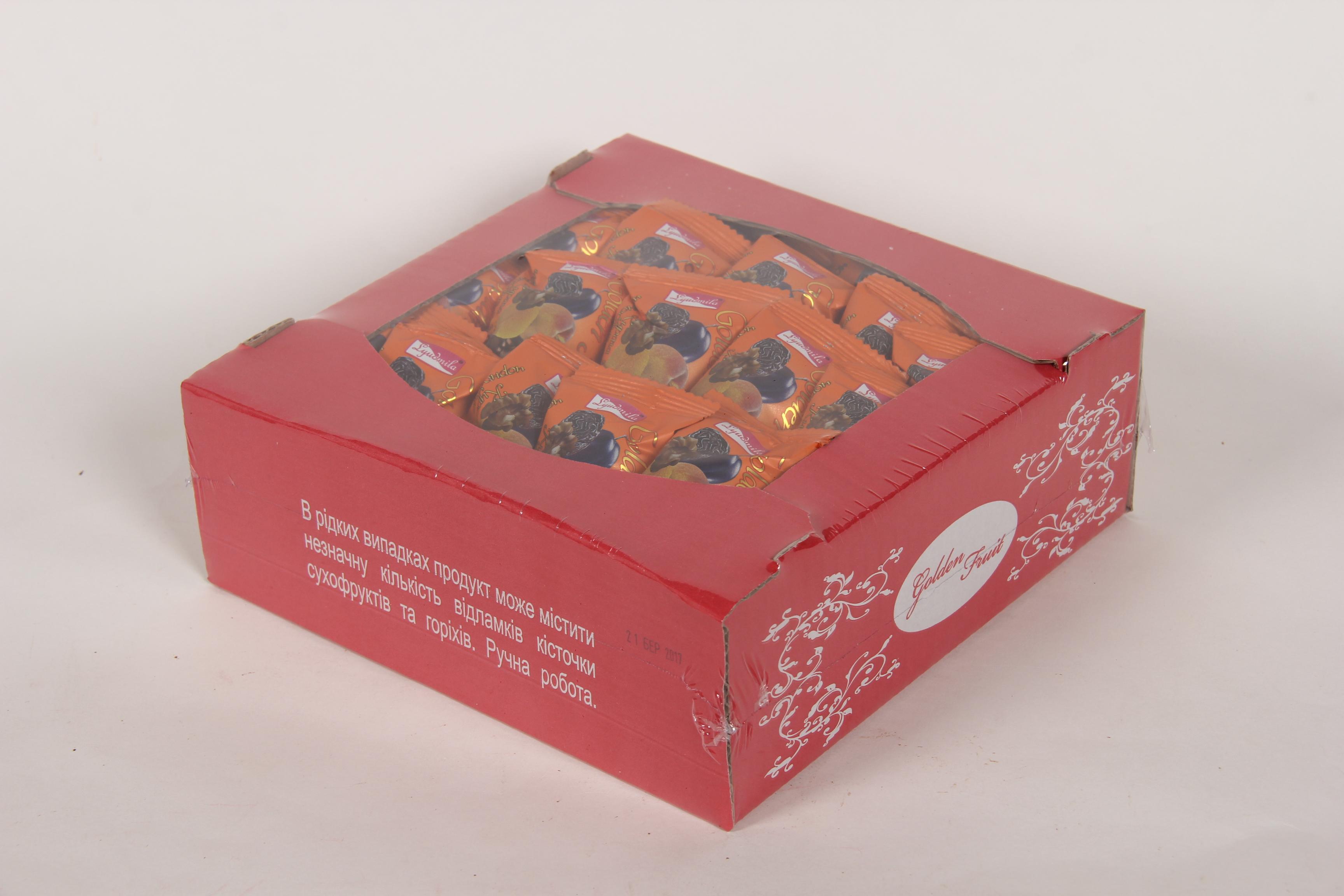 Цукерки із сухофруктів - натуральність та вишуканий смак!