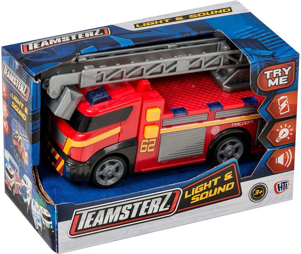 У нас є дитяча пожежна машина купити яку можна за доступною ціною!