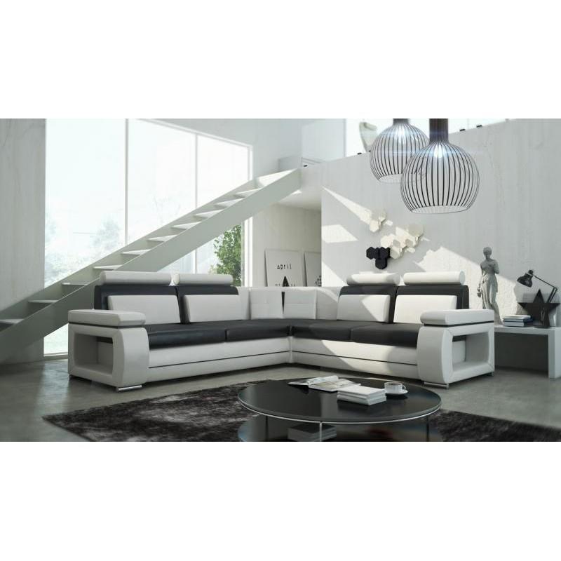 Величезний асортимент шкіряних кутових диванів в магазині