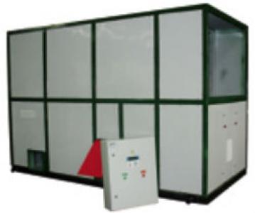 Газовий промисловий теплогенератор пропонуємо