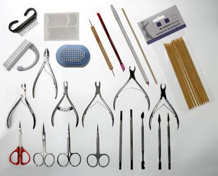 Великий вибір манікюрних інструментів у нашому інтернет-магазині