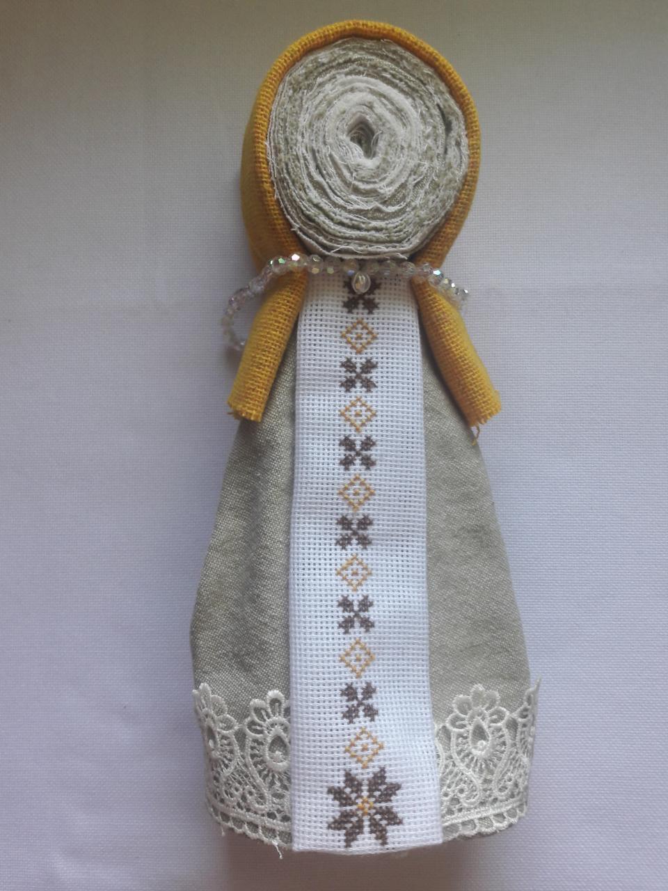 Купити ляльку-мотанку лише за 150 грн.