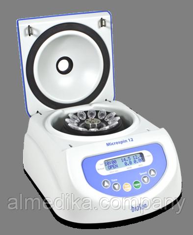 Мини-центрифуги доступны для заказа