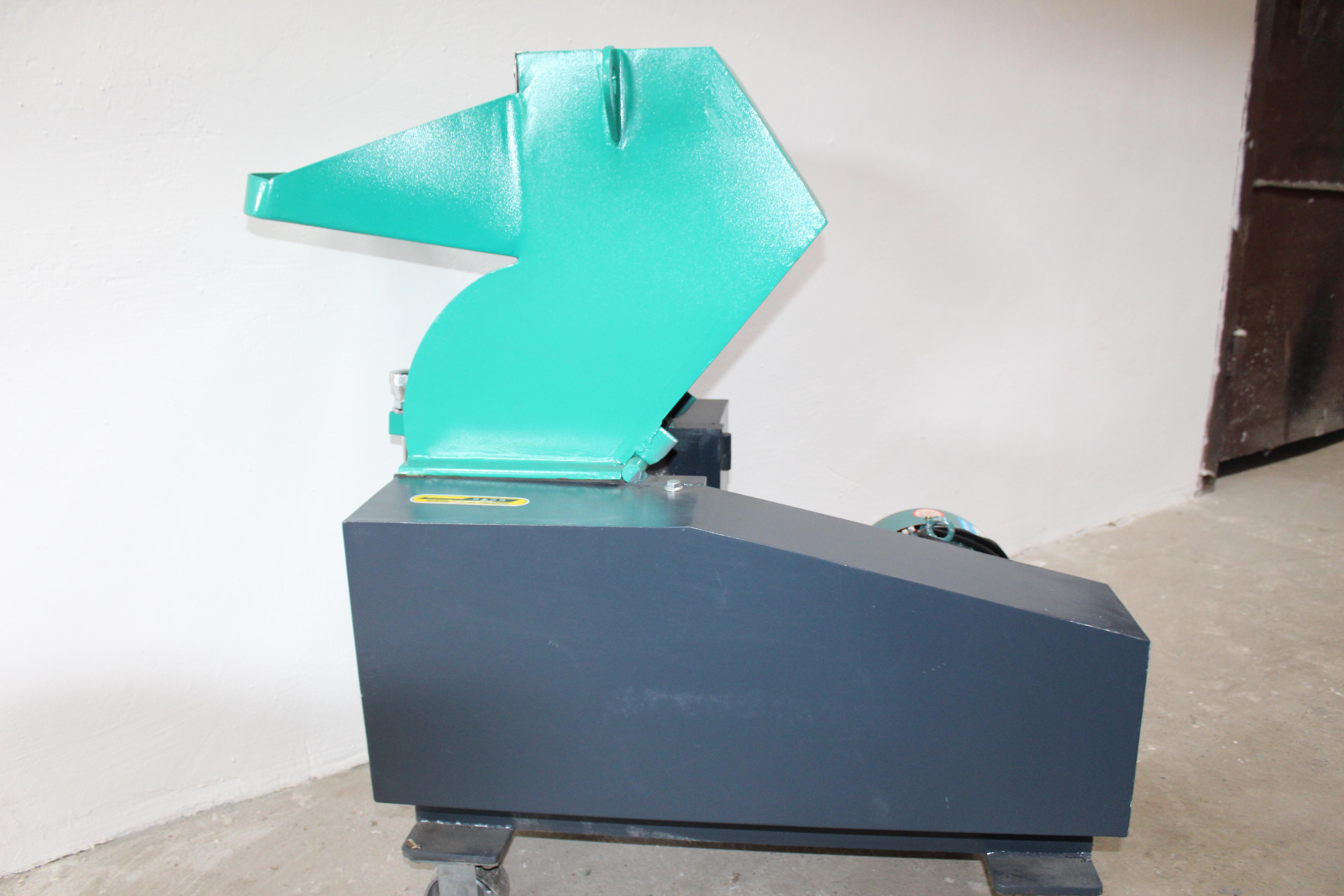 Дробарка для пластмасзабезпечує найкраще подрібнення