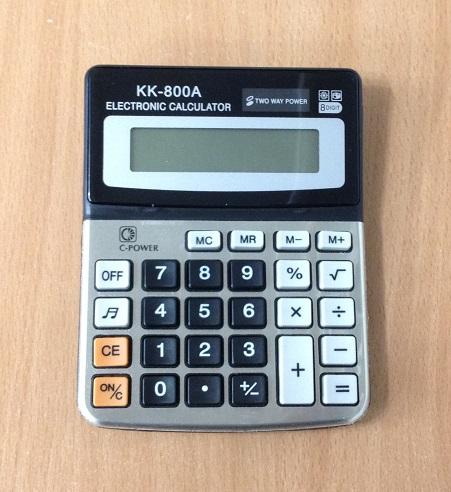 Купуйте настільні калькулятори оптом
