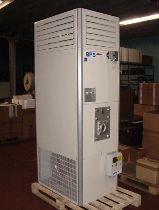 Газовый промышленный теплогенератор доступен для заказа