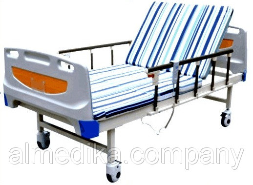 Функциональная кровать с электроприводом - лучший выбор для реанимационных отделений и палат интенсивной терапии