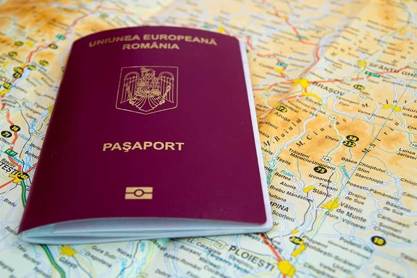 Отримати паспорт Румуніїдопоможе компанія Altapatri