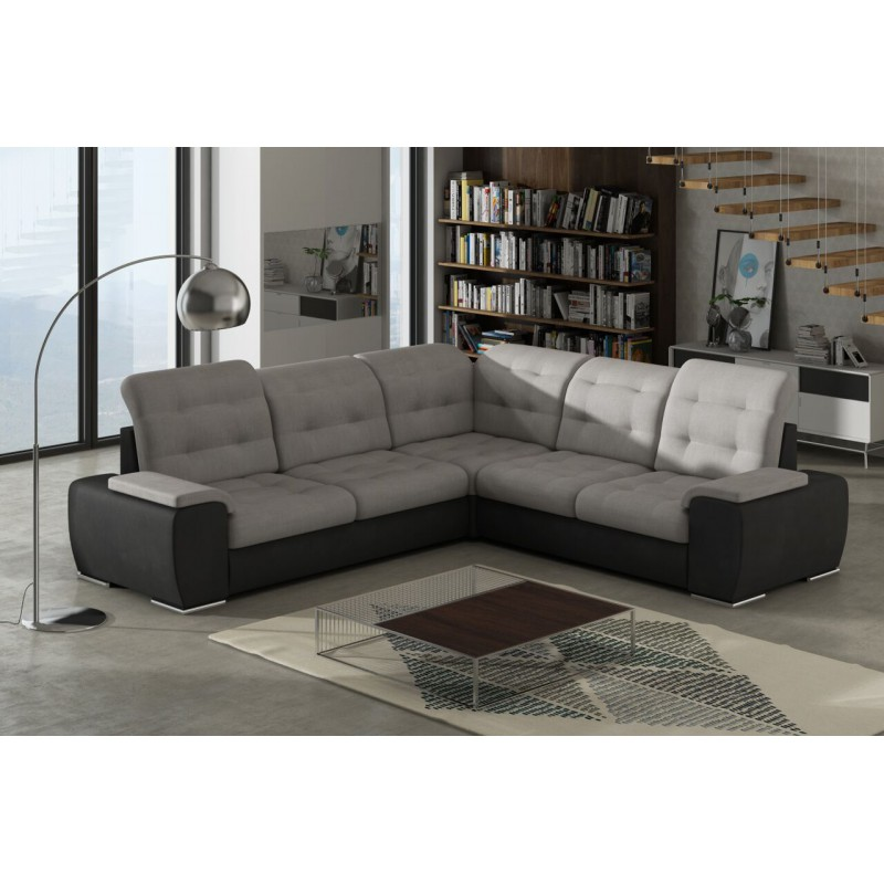 Кутовий диван з натуральної шкіри - надійний вибір на довгі роки!