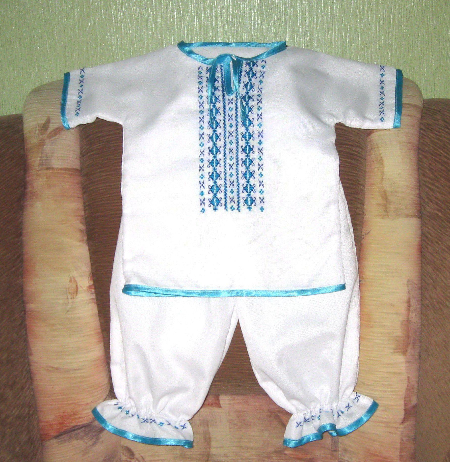 Купуйте вишиванки для немовлят