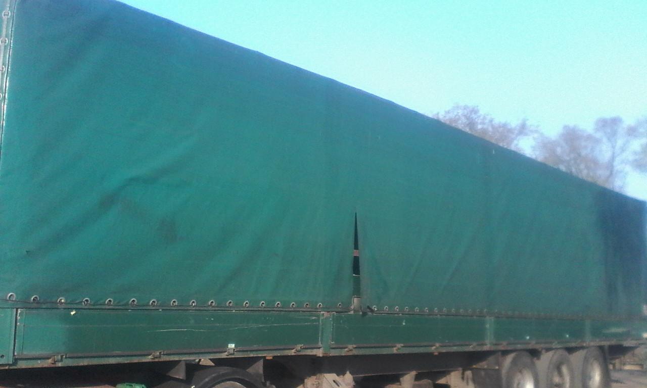 В наявності тенти для вантажного автомобіля недорого