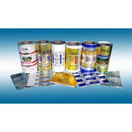 Кашована фольга для продуктів доступна до замовлення в компанії