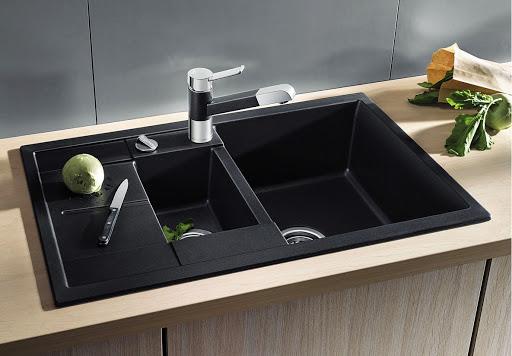Гранітна мийка для кухні - надійний вибір на довгі роки!