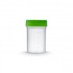 Лабораторний посуд з якісного пластику