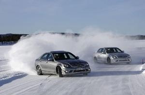 Успейте посетить зимний курс экстремального вождения