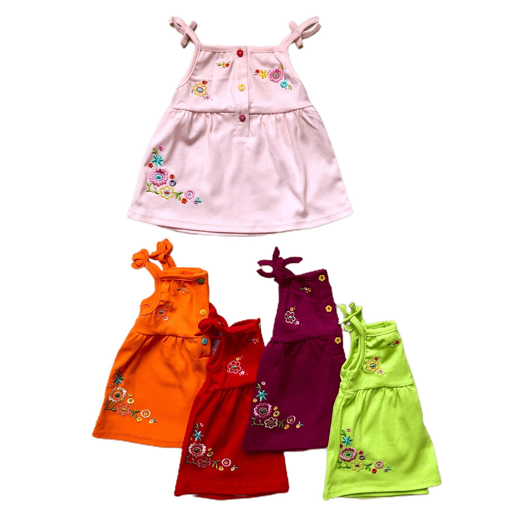 Дитячі трикотажні сукні купуйте оптом не за всі гроші
