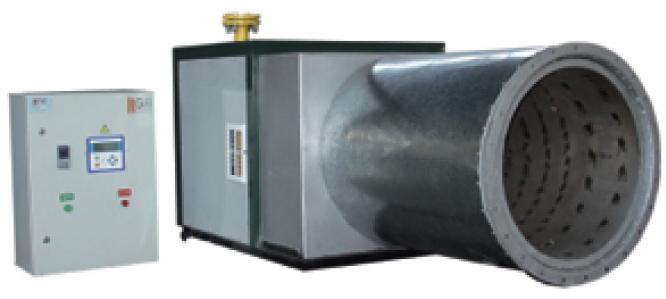 В наявності магазину теплогенератор газовий